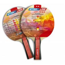 Ракетка для настольного тенниса Level 200 (коническая)