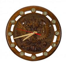 Часы резные 708