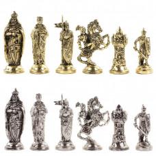 Шахматы Крестоносцы из мрамора