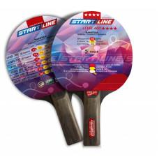 Ракетка для настольного тенниса Level 400 (прямая)