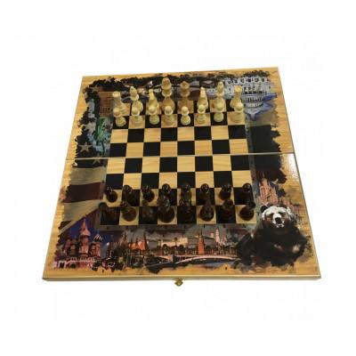 Шахматы нарды Россия против Америки