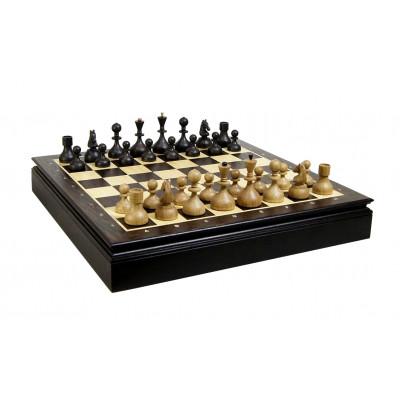 Шахматы Стародворянские венге