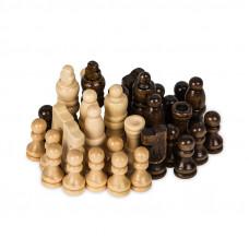 Комплект фигур для шахмат, диаметр 15 мм, король 50 мм