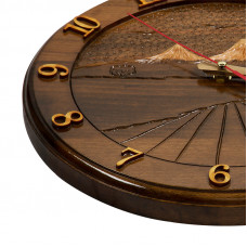 Часы резные 709