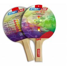 Ракетка для настольного тенниса Level 100 (анатомическая)