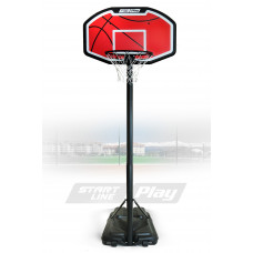 Мобильная баскетбольная стойка SLP Standard-019