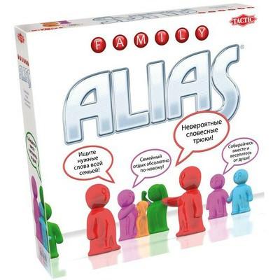ALIAS (Скажи иначе): Для всей семьи