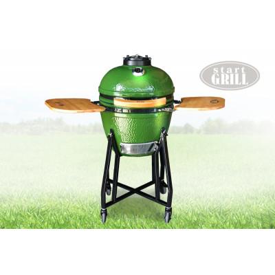Гриль Start Grill 48 см, зеленый
