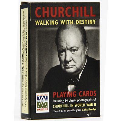 Коллекционные карты Черчиль 55 листов