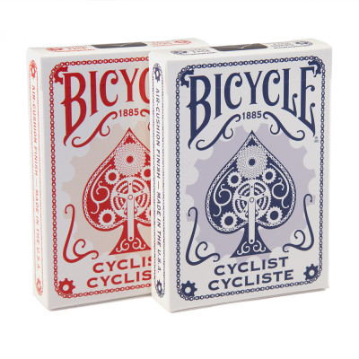 """Игральные карты Bicycle """"Cyclist"""" 54 листа"""
