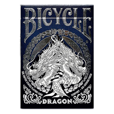 """Игральные карты Bicycle """"Dragon"""" 54 листа"""