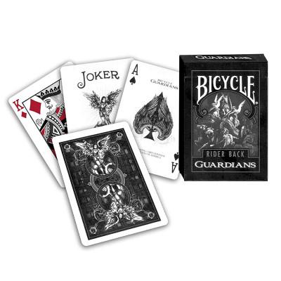 """Игральные карты Bicycle """"Guardians"""" 54 листа"""