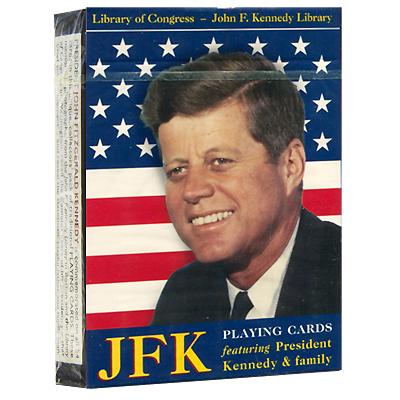 """Коллекционные карты """"Президент Кеннеди и его семья"""" 55 листов"""