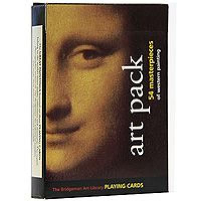 Коллекционные карты Мона Лиза 55 листов