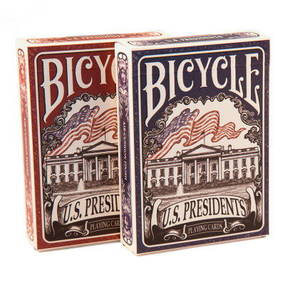 "Коллекционные карты Bicycle ""US Presidents"", 54 листа"