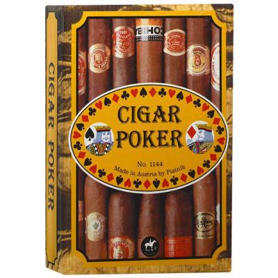 Коллекционные карты Сигары Покер 55 листов