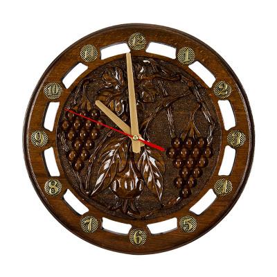 Часы резные 706