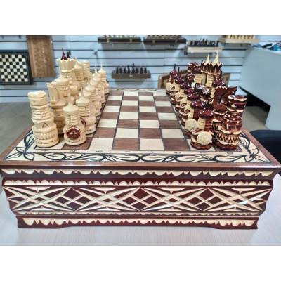 Шахматы Сражение в ларце