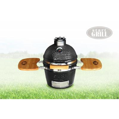 Гриль Start Grill 31 см, черный