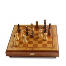 Шахматы Золото малые