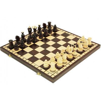 Шахматы королевские инкрустированные Мадон