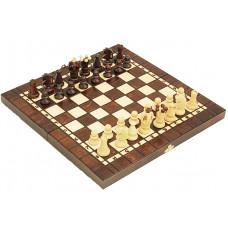 Шахматы, нарды, шашки Путешествие средние Мадон