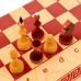 Шахматы нарды шашки Кировские большие