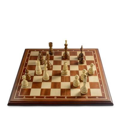 Шахматы Бастион махагон люкс