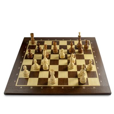 Шахматы Бастион венге