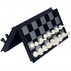 Шахматы магнитные Черно-белые