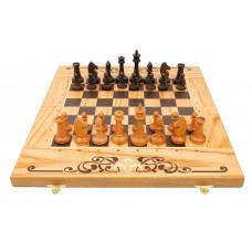 Шахматы-нарды-шашки Авангард Дуб