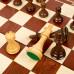 Шахматы Турнирные махагон