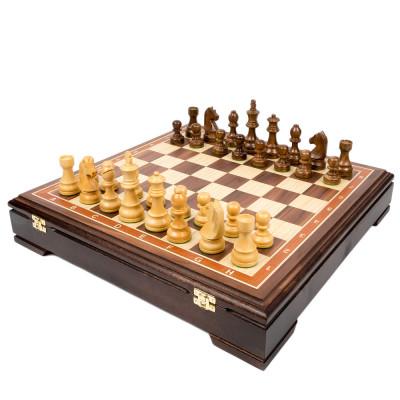 Шахматы Дебют Стаунтон орех