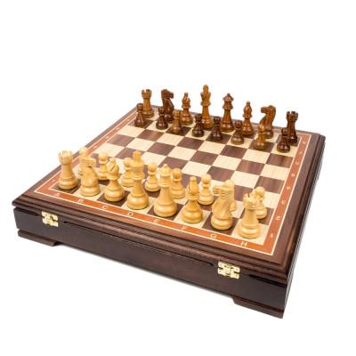 Шахматы Эндшпиль Стаунтон орех