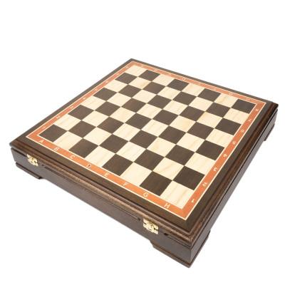 Шахматный ларец  Стаунтон венге