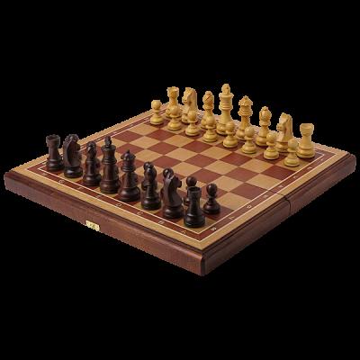 Шахматы Дебют дуб большие