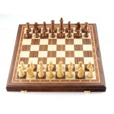 Шахматы Дебют орех большие