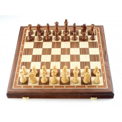Шахматы Дебют орех средние