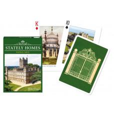 Коллекционные карты Величественные поместья 55 листов