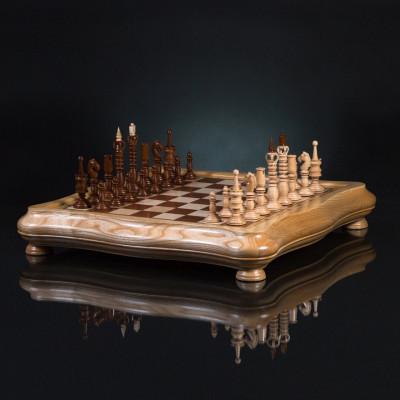 Шахматы  Калверт Светлые