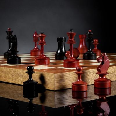 Шахматы Пражские мотивы
