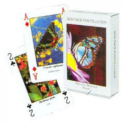 Коллекционные карты Бабочки 54 листа