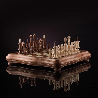 Шахматы Барлейкорн Темные