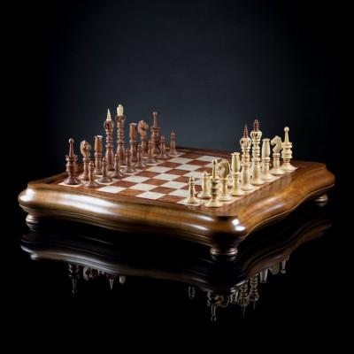 Шахматы Калверт люкс