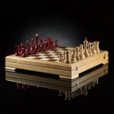 Шахматы Классические светлые