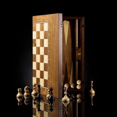 Шахматы-нарды-шашки