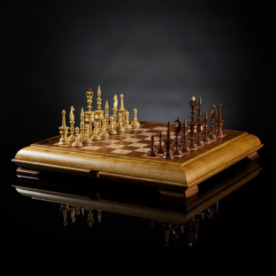 Шахматы Селенус люкс