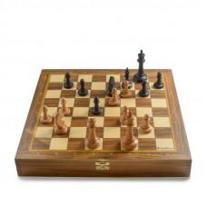 Шахматы ларец Авангард с утяжелением