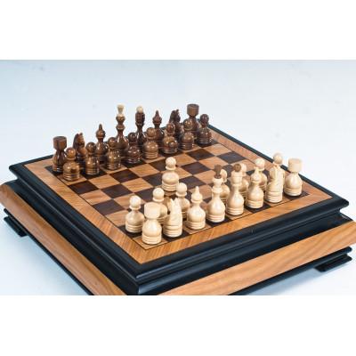 Шахматы ларец Геометрия