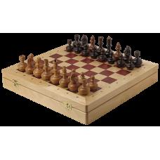 Шахматы ларец Woodgame береза 4.5